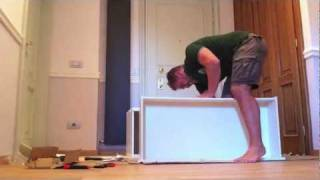 Building Ikea Stolmen Chest In Stop Motion Hd With Iphone4