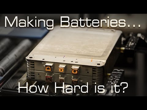 Want A Battery Breakthrough? Figure Out How To Make Lithium Ion Batteries More Easily!
