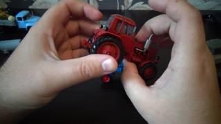 трактори історія люди машини трактор МТЗ-82Р