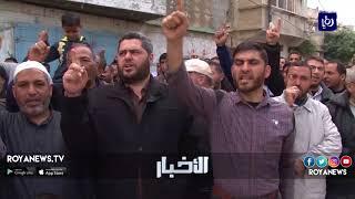 اصابات برصاص الاحتلال في مواجهات قرب الحدود الشرقية لقطاع غزة