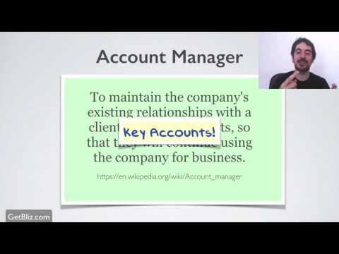 What Is The Role Of An Account Manager?