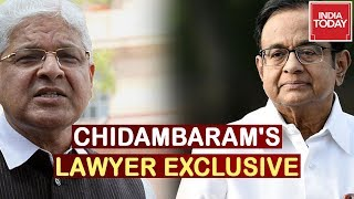 Chidambaram's Lawyer Questions Look Out Notice Issued Against Ex FM