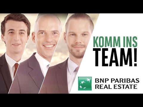 Karriere bei BNP Paribas Real Estate in Frankfurt. Die richtige Berufswahl.