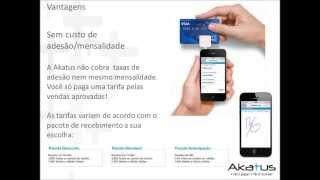 Akatus Meio de pagamento - Mary Kay