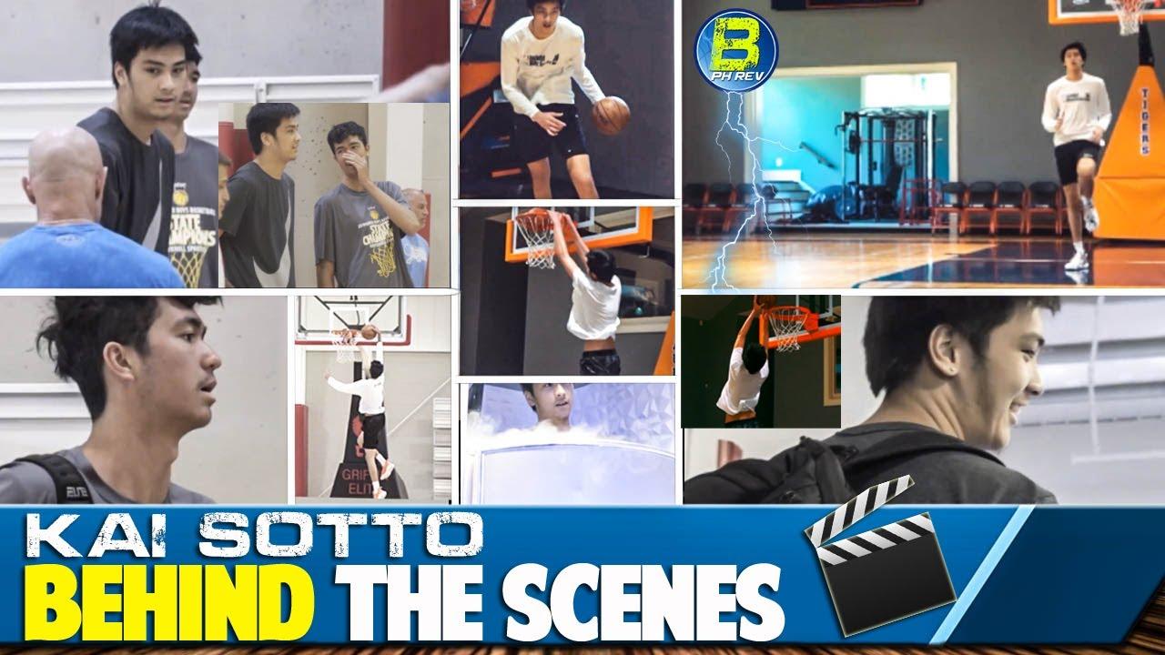 Mga Rare Video Footage ng Training ni Kai Sotto at Sage | Alamin ang Hirap at Pagod nila sa Training