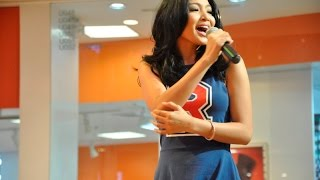 Nadine Lustre sings a Taylor Swift song! [LIVE!]