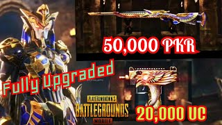 20,000 UC CRATE OPENING | PHAROAHS MIGHT M24 SKIN 😍 | ETHEREAL EMBLEM UZI | LUCKY SPIN | PUBG MOBILE