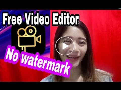 FREE VIDEO EDITOR NO WATERMARK  Film Maker
