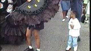 Mardi Gras Indians New Orleans Louisiana