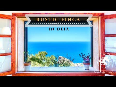RUSTIC FINCA FOR SALE IN DEIÀ, PALMA MALLORCA