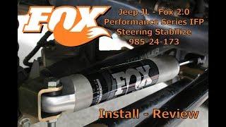 985-24-173 Fox Stabilizer 2.0 IFP 18 Jeep JL Wrangler