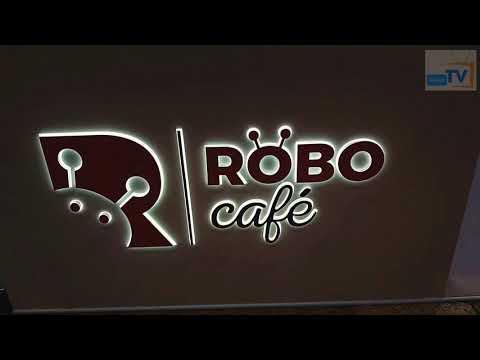 Robo Cafe Dubai Festival City Mall UAE 2020 – 2021 | Robot cafe | SAMGI TV