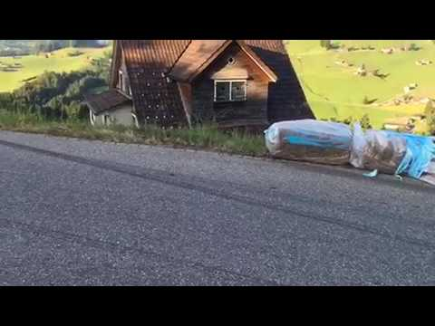 After Richard Hammonds crash / Po wypadku Richarda Hammonda [20min.ch]