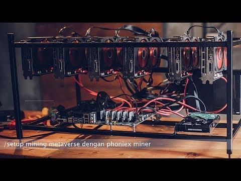 Setup Mining Metaverse ETP