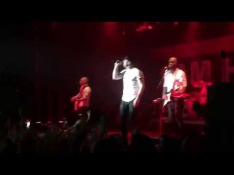 Sam Hunt - Live - Cop Car - Anaheim - 01/30/15