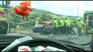 Deadly Traffic Accident! Must watch!