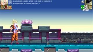 MI MUGEN! SUPER MIX!! Gameplay! Part.1 Cap. Lefy