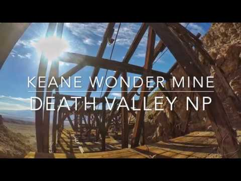 Keane Wonder Mine - Best Mine To Explore In Death Valley
