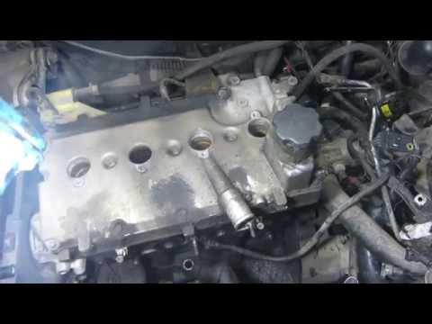 ГБЦ 16 клапанов ремонт двигателя ваз 21124 ч.1