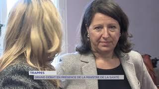 Yvelines | Trappes : grand débat en présence de la ministre de la santé