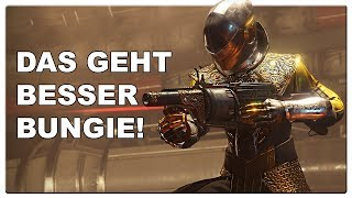 Das Problem mit der Story in Destiny 2