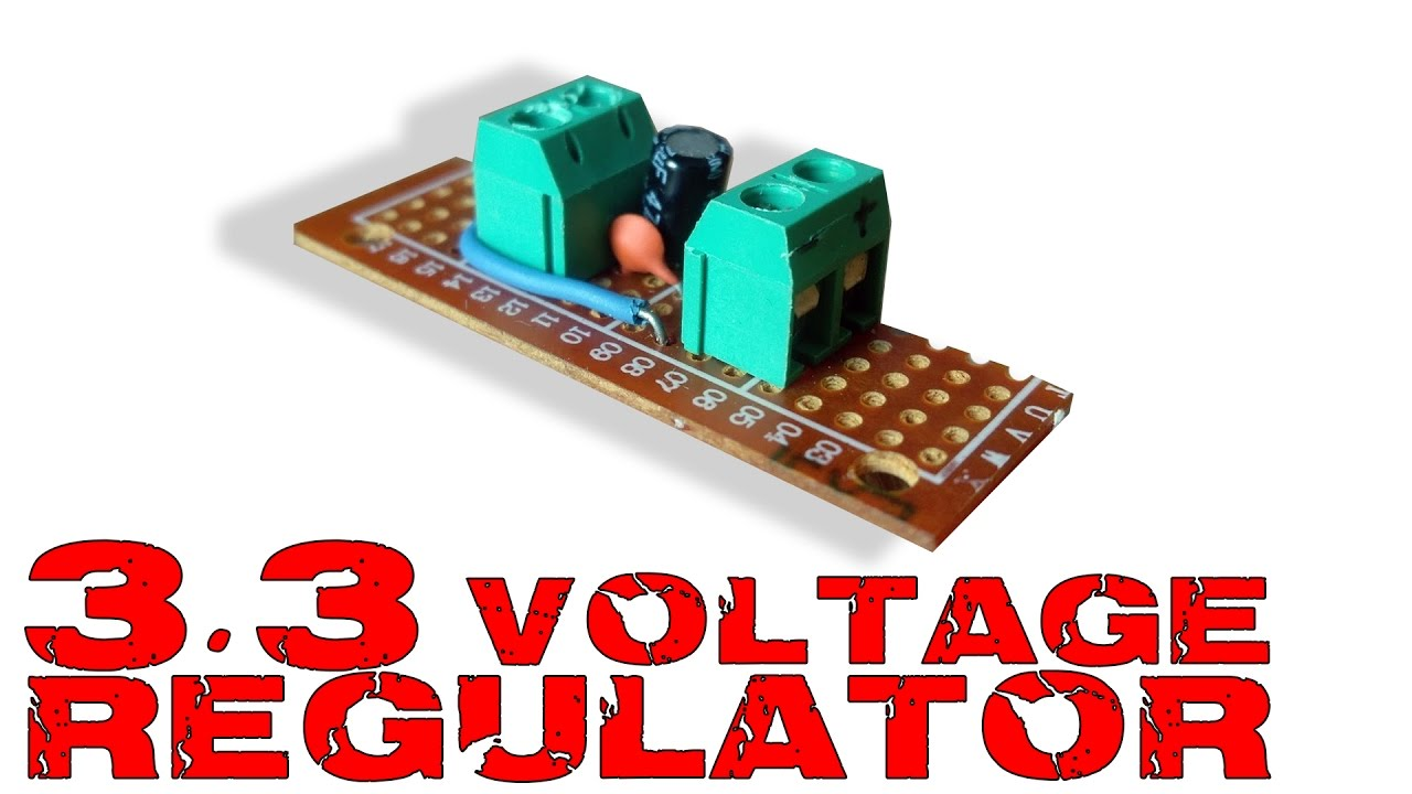 Tutorial 33 Voltage Regulator Ams1117 Youtube Power Loss Comparison With The Linear