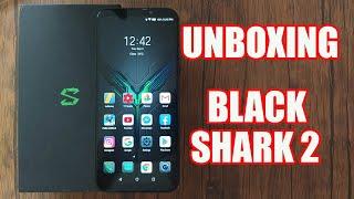 UNBOXING BLACK SHARK 2
