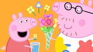 Peppa Pig Official Channel | International Women's Day Special - Miss Rabbit's Jobs