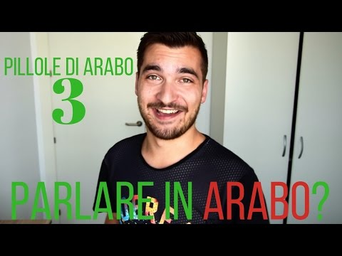 Imparare l'arabo 3 GRATIS ONLINE   Parlare in arabo   YoSoyPepe from YouTube · Duration:  2 minutes 57 seconds