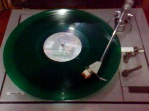 Liquid Tension Experiment Vinyl Disc 1 Green