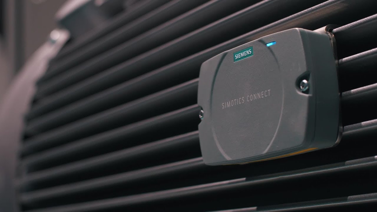 Know Your Motors Better With Simotics Iq From Siemens Youtube