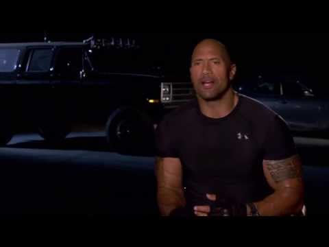 Dwayne Johnson Furious 7 Interview - Fast & Furious 7