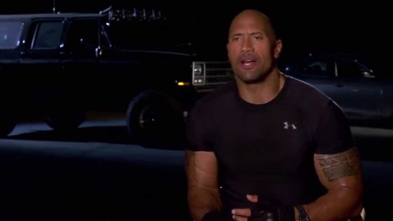 Dwayne johnson furious 7 interview fast amp furious 7 youtube