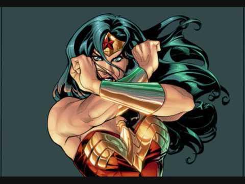 Wonder Woman 2009 Ending Theme