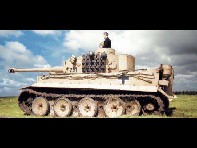 SS Tiger Tank Still in French River