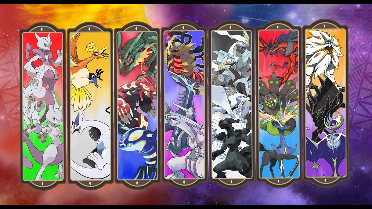 how to get all legendary pokemon in platinum