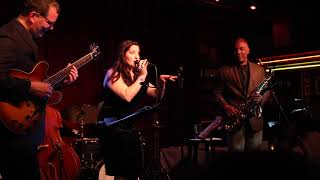 I got my Mojo Working/5 Months 2 Weeks 2 Days- Nicole Zuraitis live at Birdland