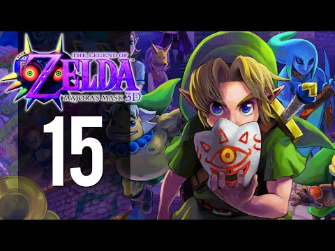 The Legend of Zelda: Majora's Mask 3DS - Part 15 - Song Of Storms (Gameplay Walkthrough)