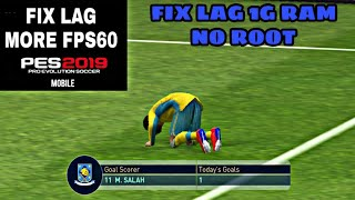 Fix Lag And Graphics By Editing Game File Pes 19 Mobile