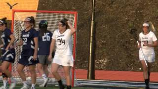 Towson Tigers Top Moments of 2015-2016: #2 WLAX earns first NCAA Tournament Victory