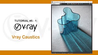 Lesson #5 - 1 Vray Caustics