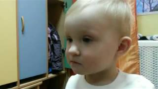 первый день в детском саду! Сьемка ВНУТРИ детского сада!