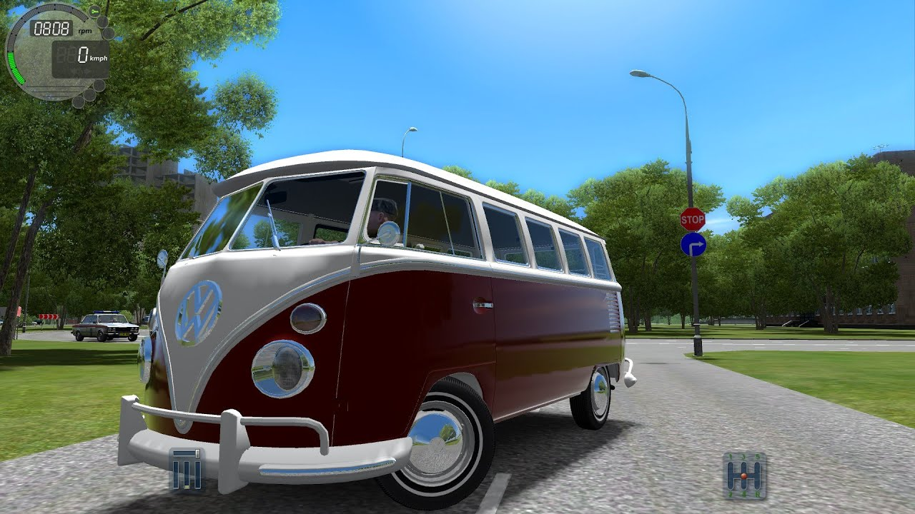 spring pin volkswagen bus truck van vw jpg rod run camper