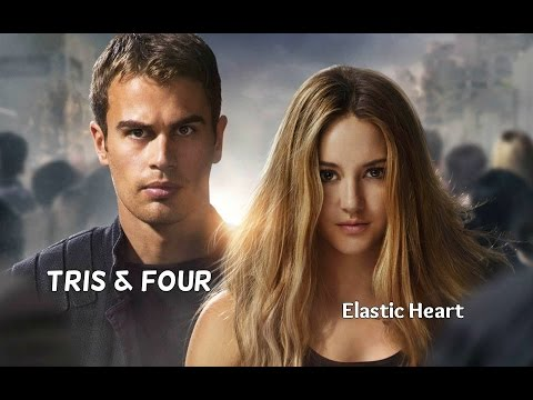Tris & Four | Elastic Heart ❧