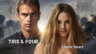 Tris Four Elastic Heart