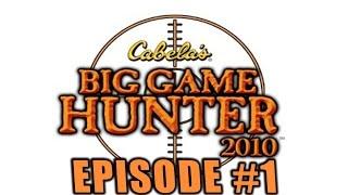 Dam Mountain Lion! | Cabela's Big Game Hunter 2010