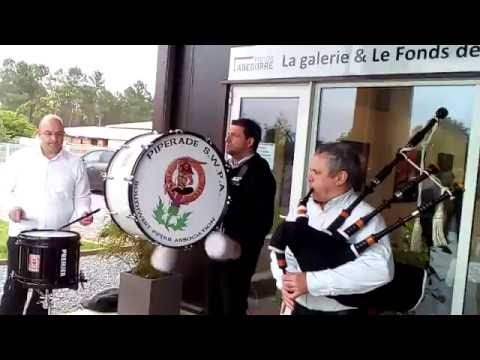 Concert du Groupe Piperade SWPA au Fonds Labégorre à Seignosse