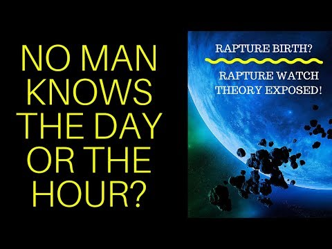 No Man Knows The Day or the Hour | Rapture Birth Revelation 12 Sign 2017 | Scott Clarke EXPOSED!