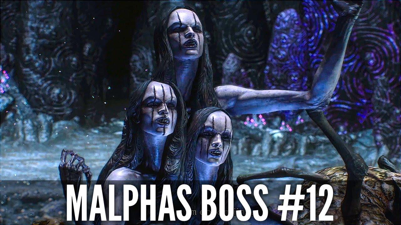 Teufel kann 5 Malphas Boss Fight # 12 (1080p HD 60FPS) + video