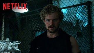Marvel アイアン・フィスト NYコミコン特別映像 - Netflix [HD]